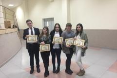 Студенты с сертификатами